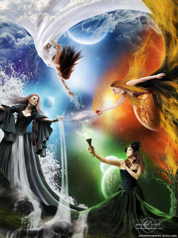 Стихия Вода. Стихийная магия. Обряды и ритуалы. Путь Ведьмы Воды. - Страница 2 1231876786_1-by_rosli